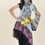 Sadia Designer Lawn Collection 2012 For Summer 2