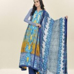 Sadia Designer Lawn Collection 2012 For Summer 3