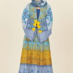 Sadia Designer Lawn Collection 2012 For Summer 4