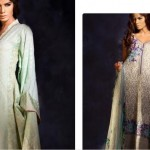 Sana Safinaz Latest SpringSummer Lawn Collection 2012 1