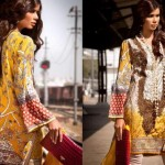 Sana Safinaz Latest SpringSummer Lawn Collection 2012 2
