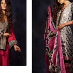 Sana Safinaz Latest SpringSummer Lawn Collection 2012 4