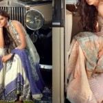 Sana Safinaz Latest SpringSummer Lawn Collection 2012 7