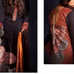 Sana Safinaz Latest SpringSummer Lawn Collection 2012 8