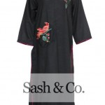 Sash & Co. Casual Wear Dresses For Summer 2012-006