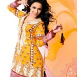 Shamaeel Sitara Premium Lawn 2012 - Complete Collection 1