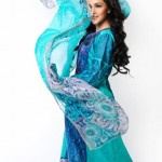 Shamaeel Sitara Premium Lawn 2012 - Complete Collection 12