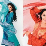 Shamaeel Sitara Premium Lawn 2012 - Complete Collection 13