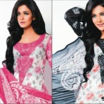 Shamaeel Sitara Premium Lawn 2012 - Complete Collection 5