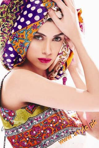 Shirin Hassan Block Prints For Summer 2012-001