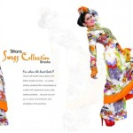 Sitara Textiles Swiss Lawn Collection 2012 - Catalogue 6