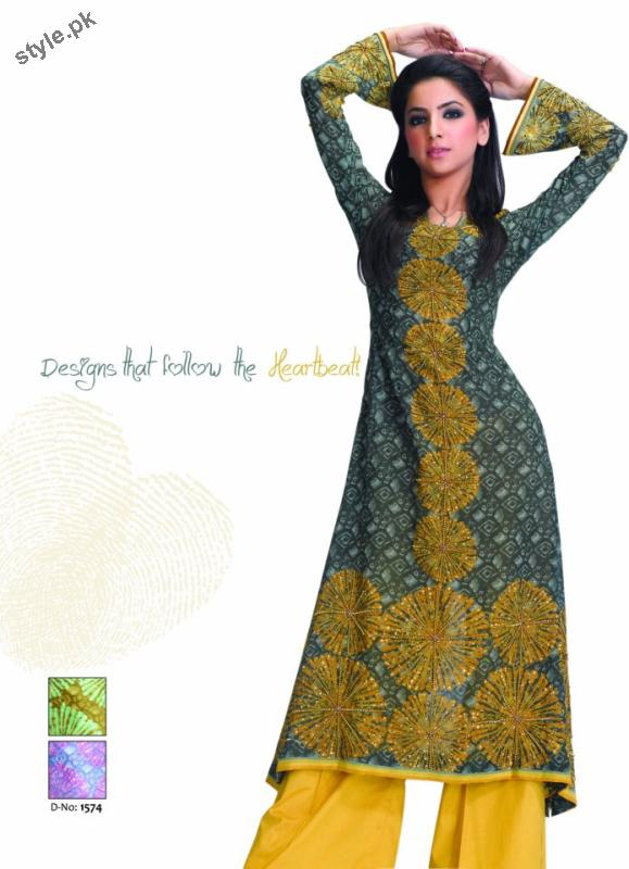Sitara Textiles Swiss Lawn Collection 2012 Catalogue 9 fashion brands designer dresses