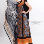Stylish Lawn Dresses 2012 for Women of Pakistan 1