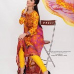 Stylish Lawn Dresses 2012 for Women of Pakistan 10