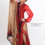 Stylish Lawn Dresses 2012 for Women of Pakistan 11