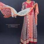 Stylish Lawn Dresses 2012 for Women of Pakistan 12