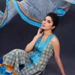 Stylish Lawn Dresses 2012 for Women of Pakistan 2