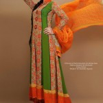 Stylish Lawn Dresses 2012 for Women of Pakistan 3
