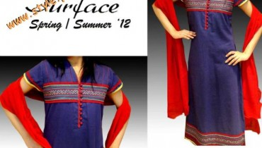 Surface Spring Summer Collection For Women 2012-002