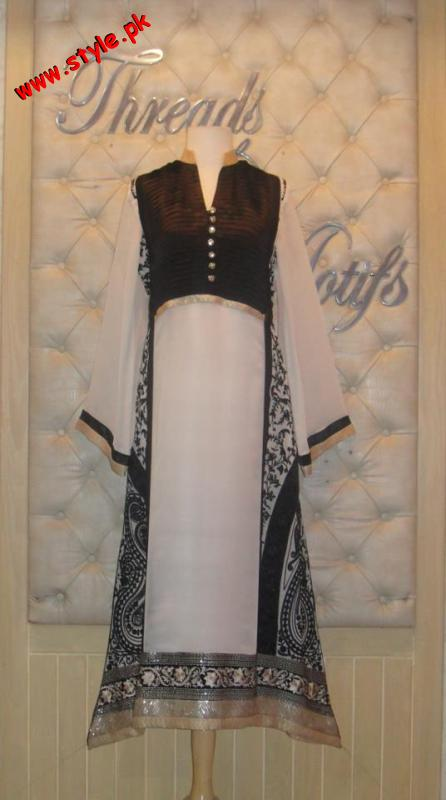 Threads And Motifz Latest Summer Collection 2012 001 pakistani dresses