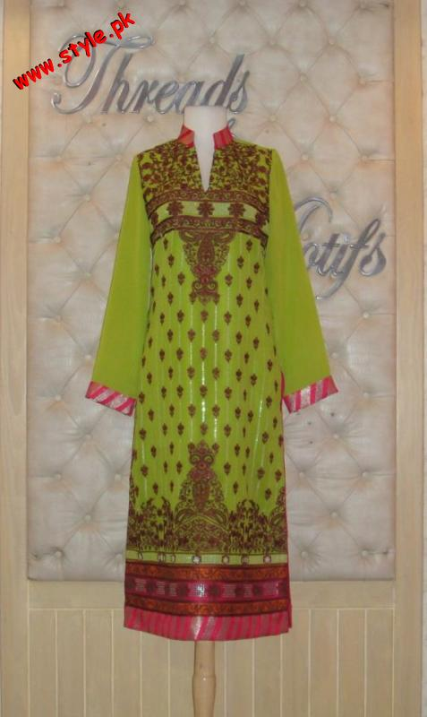 Threadz And Motifz Formal Wear Collection For Women 2012 005 pakistani dresses