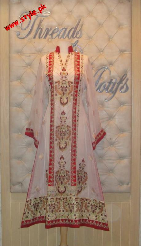 Threadz And Motifz Formal Wear Collection For Women 2012 006 pakistani dresses