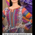 Umar Sayeed Lawn Collection For Summer 2012: Sneak Peak