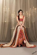 Umar Sayeed Summer Lawn collection 2012 by Al-Karam 1