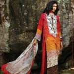 ZUNUJ Lawn 2012 For Summer by Lakhany Silk Mills 1