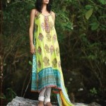 ZUNUJ Lawn 2012 For Summer by Lakhany Silk Mills 18