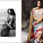 ZUNUJ Lawn 2012 For Summer by Lakhany Silk Mills 4
