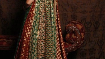 latest And Gorgeous Bridal Shoot 2012 By Athar Shahzad 1