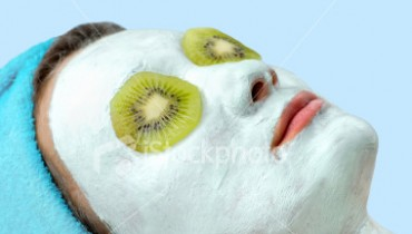 Homemade Kiwi and Yogurt Facial_01
