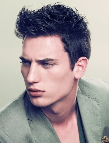 The year 2012  Men's hair trends 2012_05