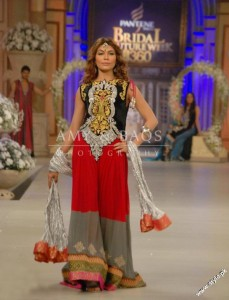 Amir Baig Bridal Collection At Bridal Collection Week 2012 61 229x300 bridal couture week fashion shows