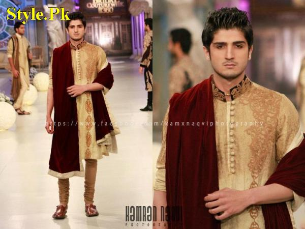 Asifa And Nabeel At Pantene Bridal Couture Week 2012-003