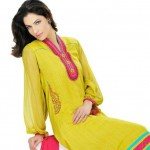 Cynosure Latest Summer New Dresses For Women 2012-001