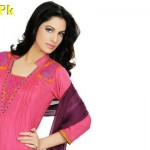 Cynosure Latest Summer New Dresses For Women 2012-004