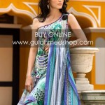 Gul Ahmed Latest Lawn Collection For Summer 2012 005