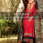 Gul Ahmed Latest Lawn Collection For Summer 2012 008