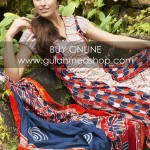 Gul Ahmed Summer 2012 Lawn Collection Volume 2 009
