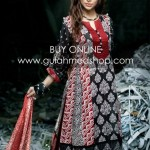 Gul Ahmed Summer 2012 Lawn Collection Volume 2 012
