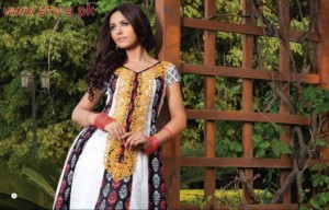 Ittehad Textiles Summer 2012: Volume 2 Collection (13)