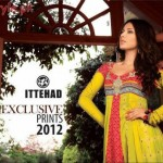 Ittehad Textiles Summer 2012: Volume 2 Collection (12)