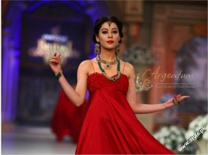 Jewellery Collection at Pantene Bridal Couture Week 2012 by Nadia Chottani by Argentum 3 300x223 jewellery bridal couture week fashion shows