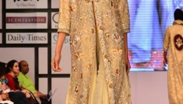 Latest Bunto Kazmi Summer Bridal Wear Collelction 2012-005
