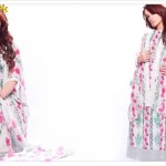 Latest Casual Wear Lawn Dresses For Summer by Warda Designer Collection 2012-013