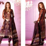 Latest Firdous Fashion Lawn Summer Complete Collection 2012 Volume 3-001
