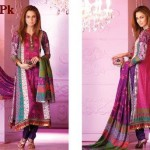 Latest Firdous Fashion Lawn Summer Complete Collection 2012 Volume 3-002
