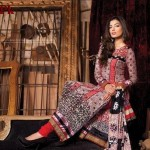 Latest Firdous Fashion Lawn Summer Complete Collection 2012 Volume 3-003